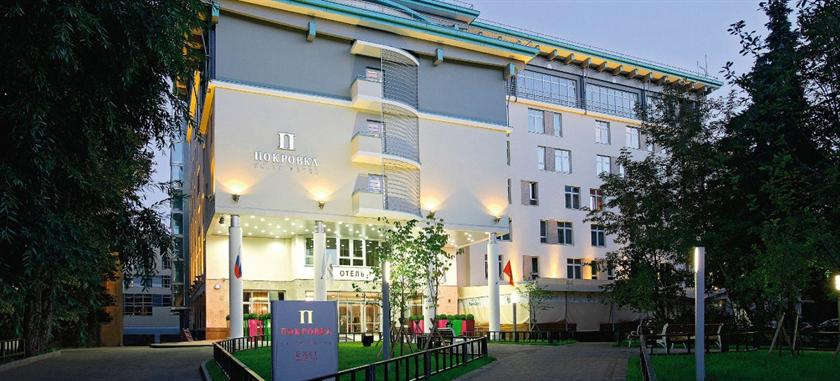 Mamaison All-Suites Spa Hotel Pokrovka Moscow - dream vacation