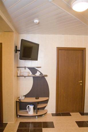 Гостиница Эврика