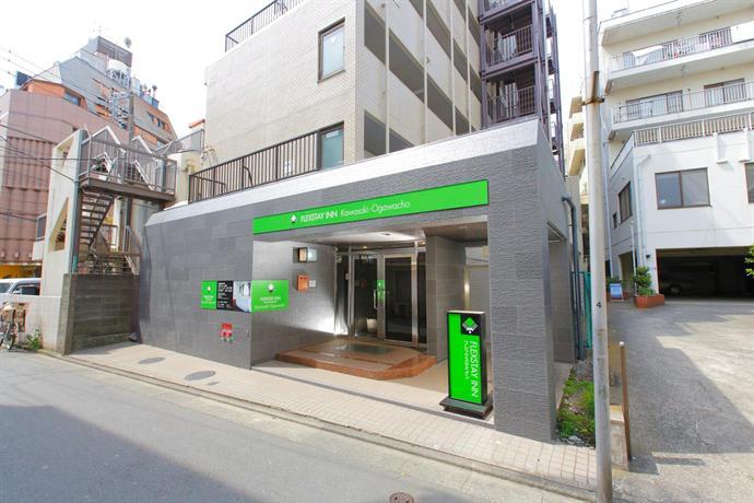 Flexstay Inn Kawasaki Ogawacho - dream vacation