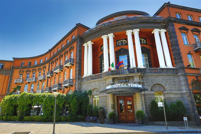 Royal Tulip Grand Hotel Yerevan - dream vacation