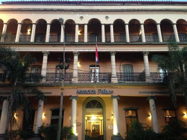 Asuncion Palace Hotel - dream vacation
