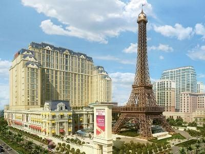 The Parisian Macao - dream vacation