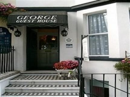 George Guest House Plymouth England - dream vacation