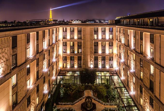 The Hotel du Collectionneur Arc de Triomphe - dream vacation