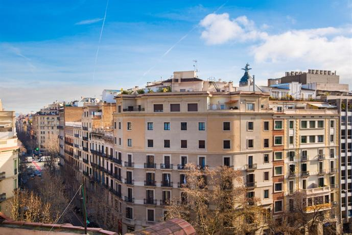 No 335 The Streets Apartments Barcelona - dream vacation