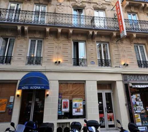 Altona Hotel Paris - dream vacation