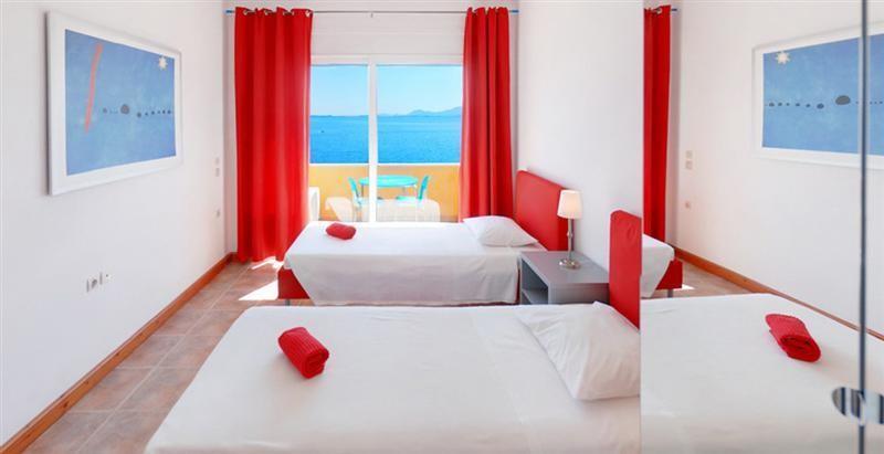 Glyfa Corfu Apartments Barmpati - dream vacation
