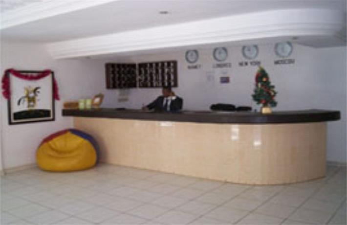 Homeland Hotel Niamey - dream vacation