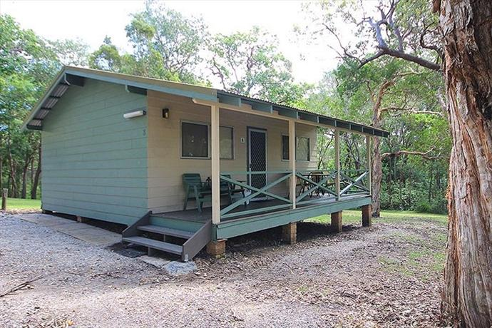 North Coast Holiday Parks Hungry Head Cabins