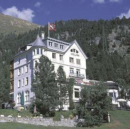 La Collina Hotel Pontresina - dream vacation