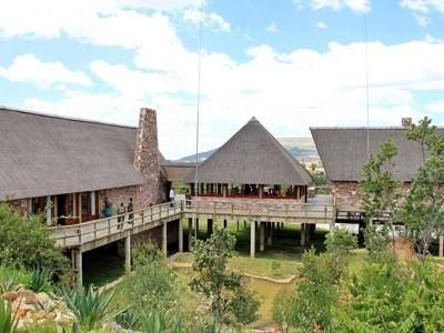 Pululukwa Lodge Lubango - dream vacation