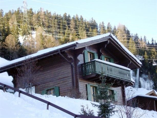 Chalet Luca Alpinhutte - dream vacation
