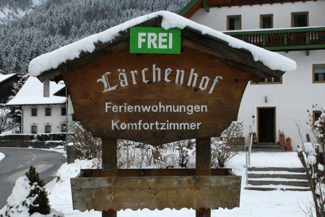 Larchenhof Hofen - dream vacation
