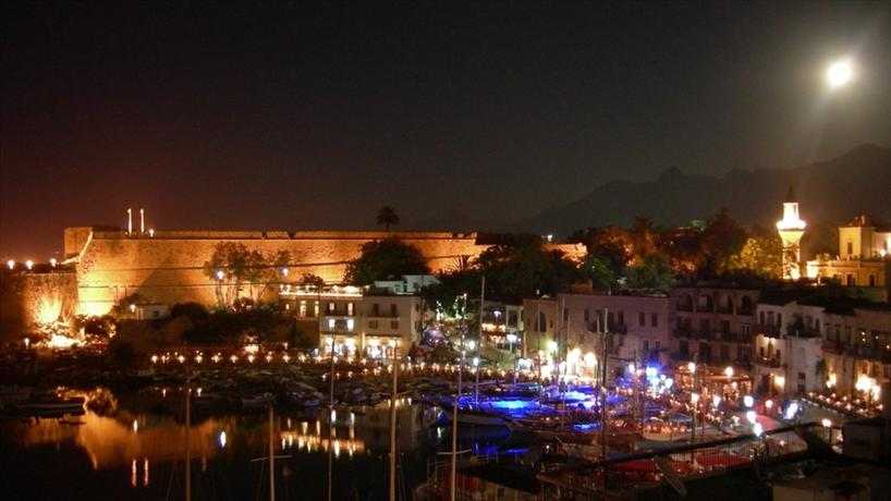 British Hotel Kyrenia - dream vacation