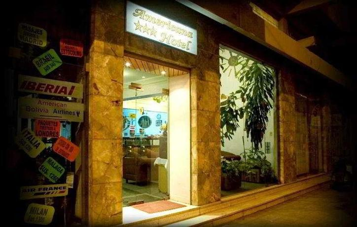 Americana Hotel Cochabamba - dream vacation