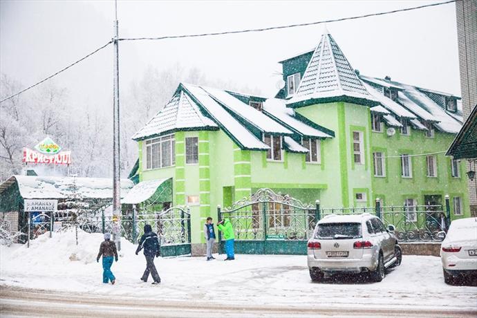Kristall Karachay-Cherkessia - dream vacation