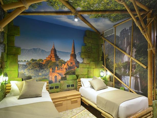 Gardaland Adventure Hotel - dream vacation