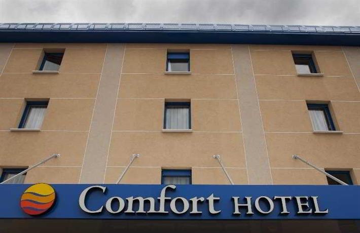 Comfort Hotel Bobigny Paris Est - dream vacation