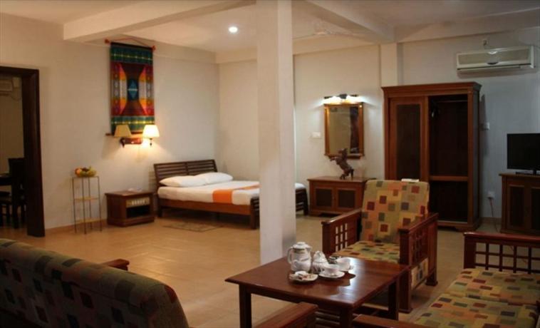 Monty Hotel Ampara - dream vacation