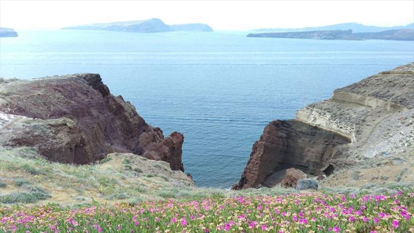 Red Rock Villas Akrotiri - dream vacation
