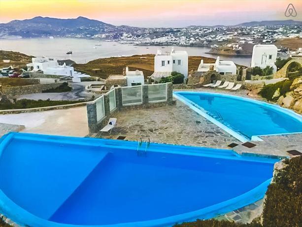 Corfos Sea View - dream vacation