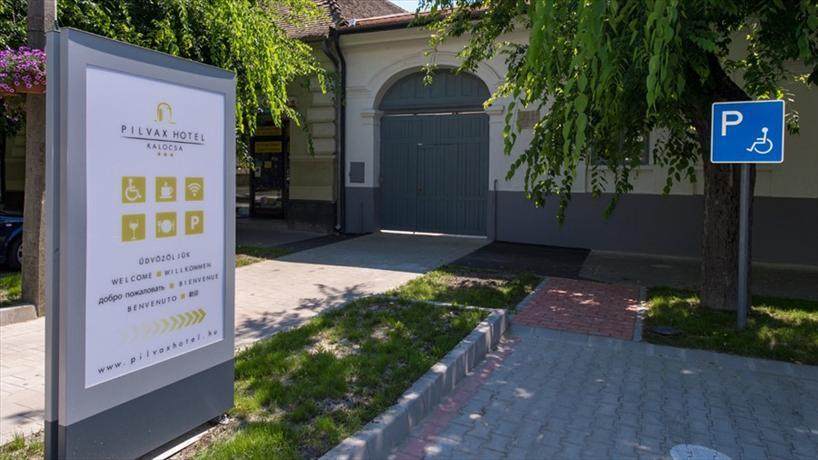 Pilvax Hotel Kalocsa - dream vacation
