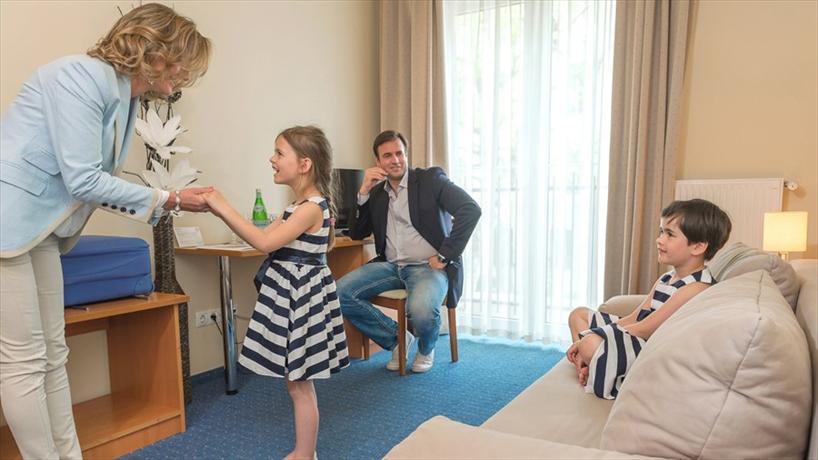 P4W Hotel Residence Szombathely - dream vacation