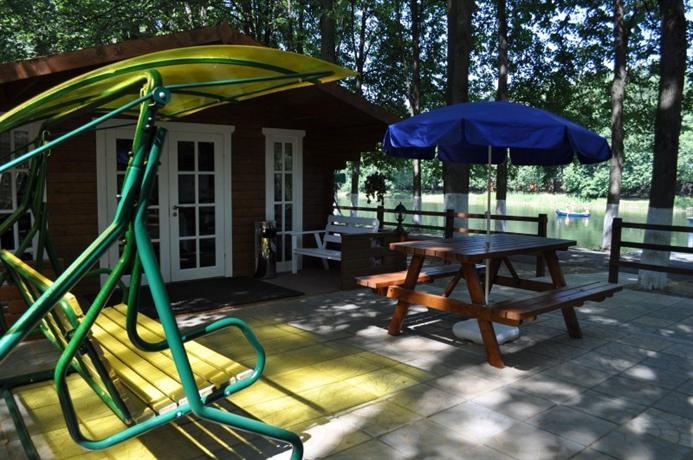 Sanatoriy Udel\'naya Zhukovsky - dream vacation