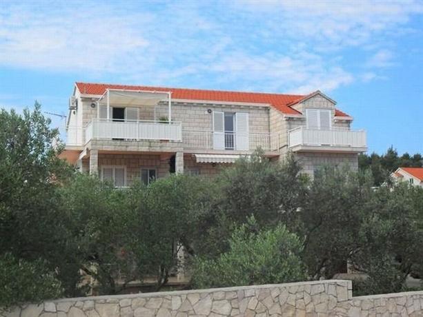 Laguna apartments Lumbarda - dream vacation