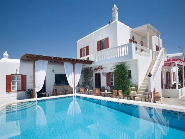 Domna Petinaros Apts Hotel Mykonos - dream vacation