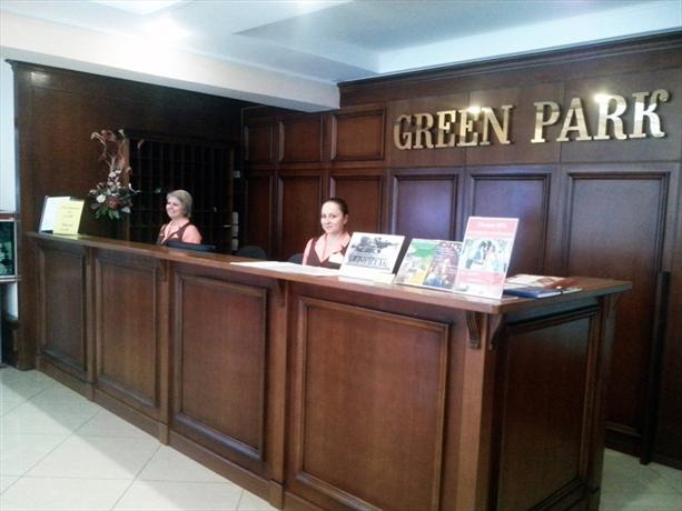 Grin Park Otel\' Domodedovo - dream vacation