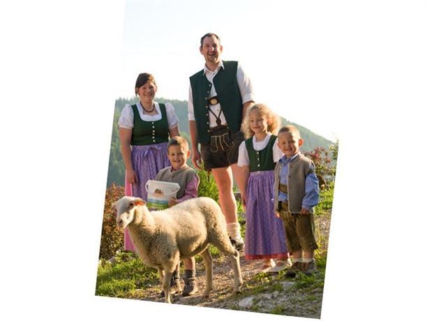 Bauernhof Biobauernhof Lacken - dream vacation