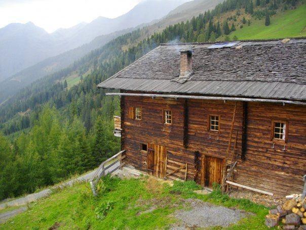 Goser Kamelisenalm Hutte - dream vacation