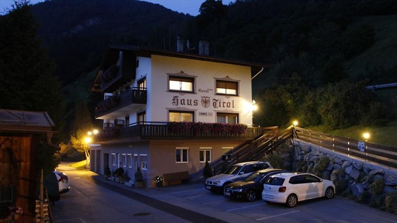 Haus Tirol Garni - dream vacation