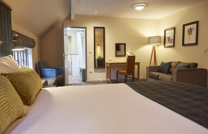The Swan Hotel Alton Hampshire - dream vacation