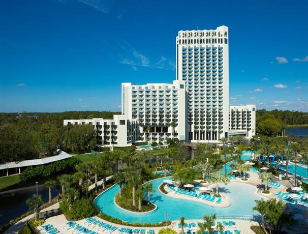Hilton Orlando Buena Vista Palace - dream vacation