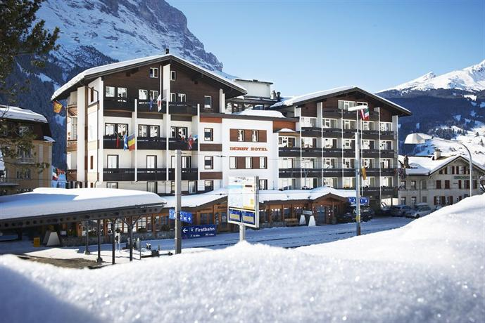 Derby Swiss Quality Hotel - dream vacation