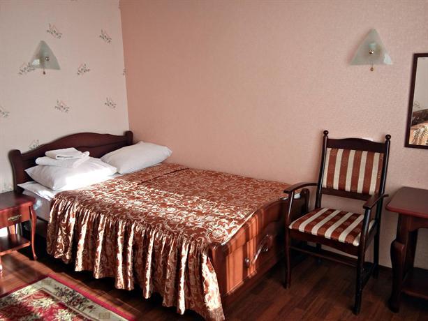 Volzhanka Hotel - dream vacation