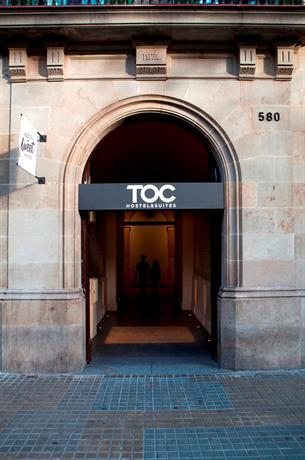 Toc Hostel Barcelona - dream vacation