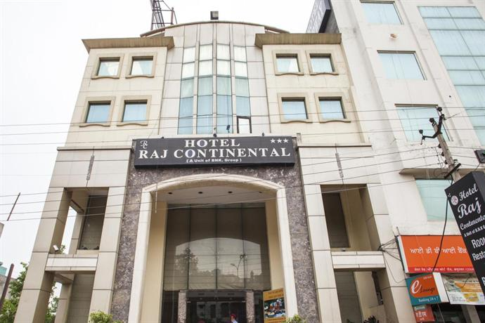 Hotel Raj Continental - dream vacation