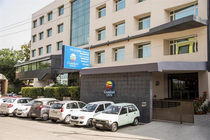 Comfort Inn Lucknow - dream vacation