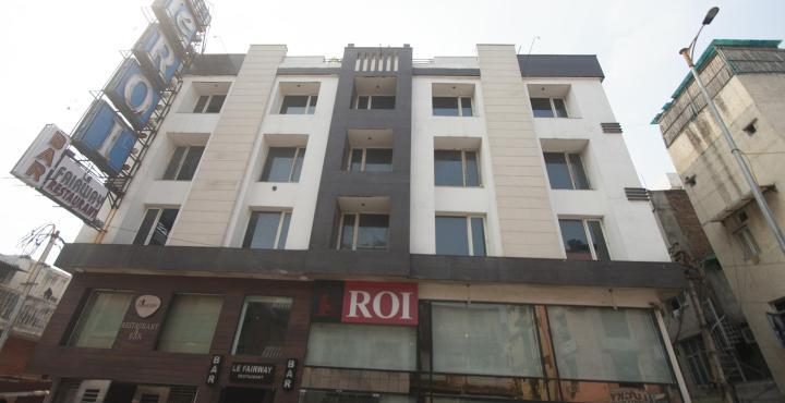 Le Roi Hotel New Delhi - dream vacation