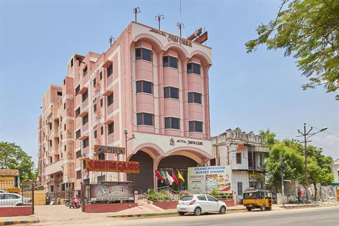 Hotel Saratha Rajans - dream vacation