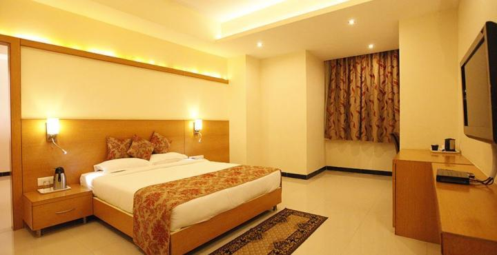Hotel Mangalcity - dream vacation