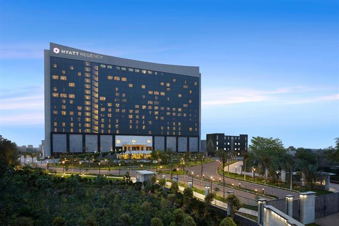 Hyatt Regency Gurgaon - dream vacation