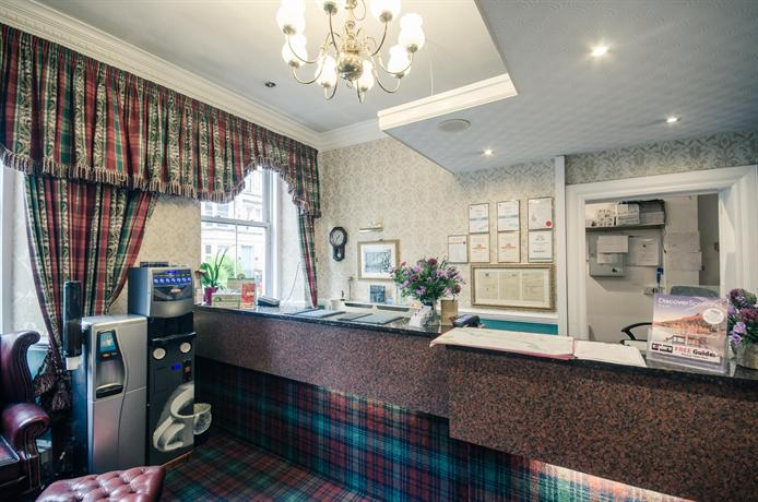Argyll Hotel Glasgow - dream vacation
