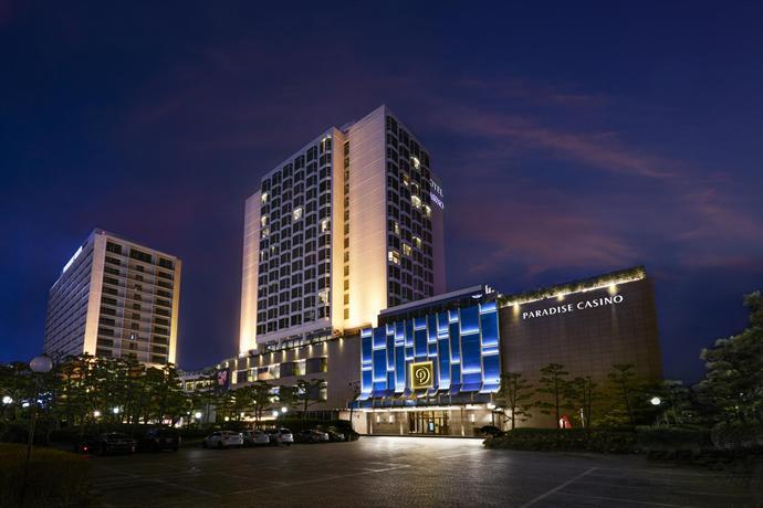 Paradise Hotel Busan - dream vacation