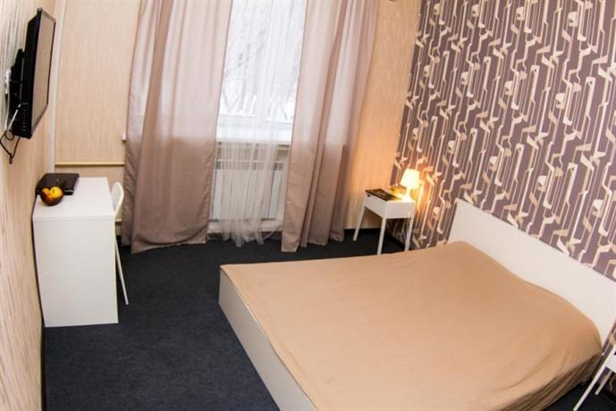Эконом-отель На Мартемьянова