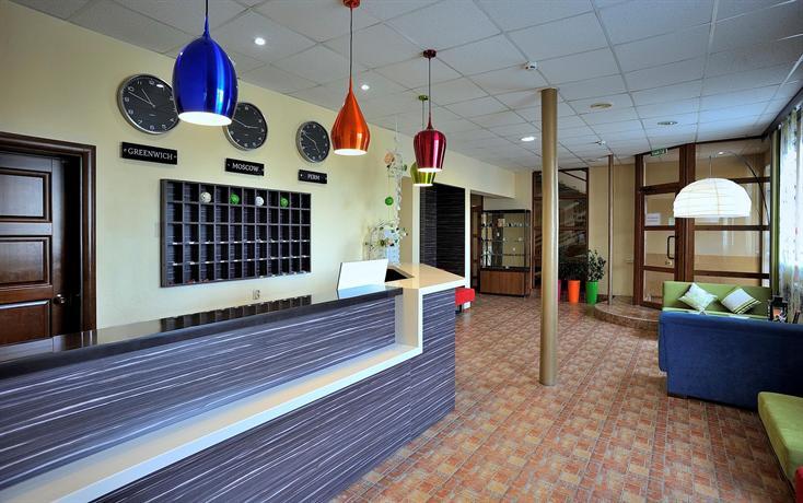 Отель Мармелад