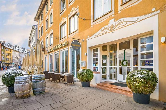 BEST WESTERN Hotel Goldenes Rad - dream vacation